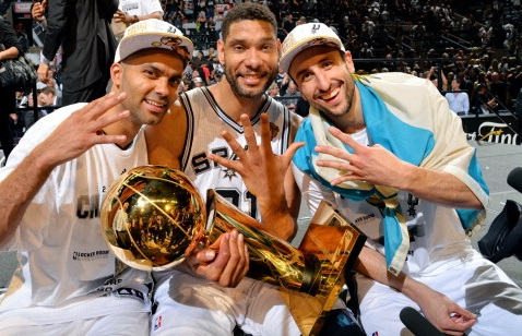 big three