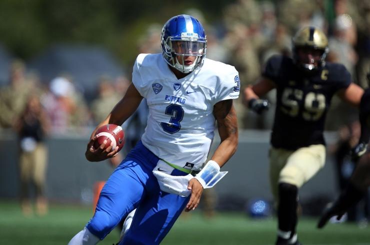 NCAA Football: Buffalo at Army