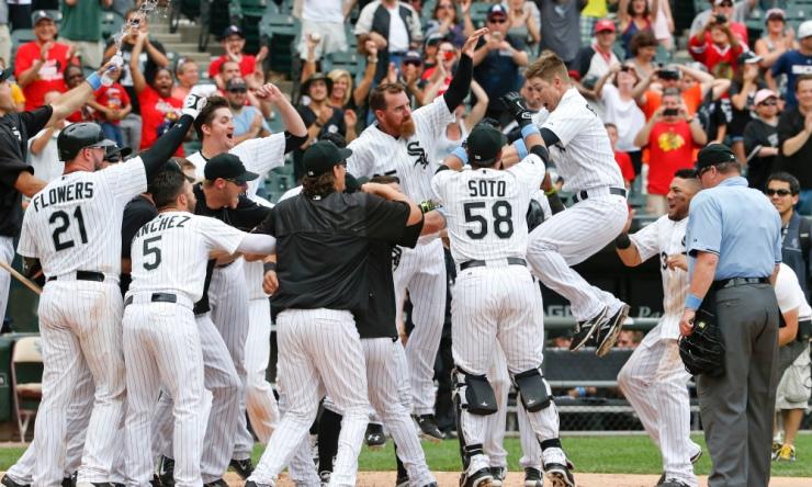 USP MLB: TEXAS RANGERS AT CHICAGO WHITE SOX S BBA USA IL