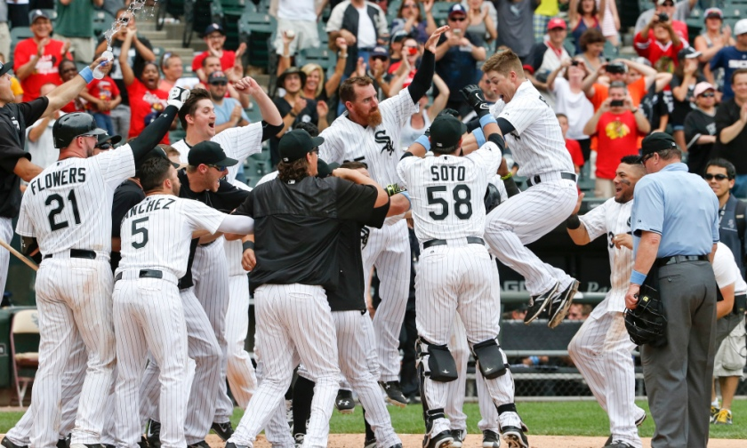 USP MLB: TEXAS RANGERS AT CHICAGO WHITE SOX S BBA USA IL